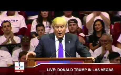FLASHBACK: Donald Trump Says He'd Like to Punch a Protester in the Face