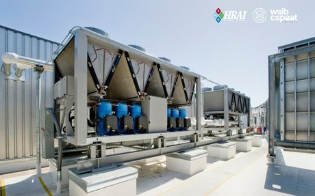 Refrigeration, Fabrication, Installation services by Olar Mechanical