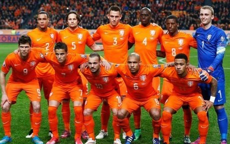 Netherland soccer facts