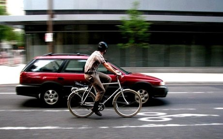 The Top 10 Reasons Everyone Should Bike to Work