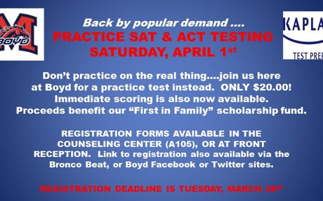 First in Family Practice Test