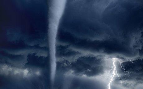 Hurricane Harvey has been a tornado master