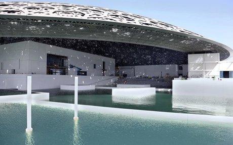 """Le Louvre Abou Dhabi, """"le plus beau musée au monde"""", ouvrira le 11 novembre prochain"""