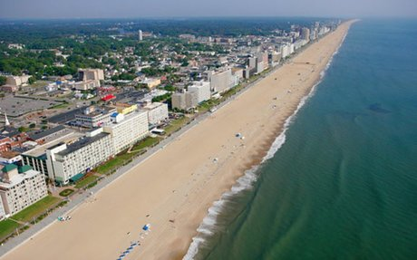 Visit Virginia Beach In the Summer