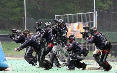 Paintball facts