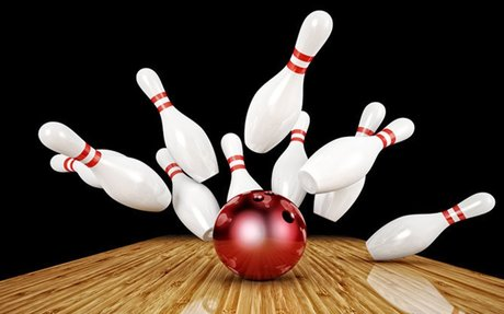 BOWLING IS A SPORT