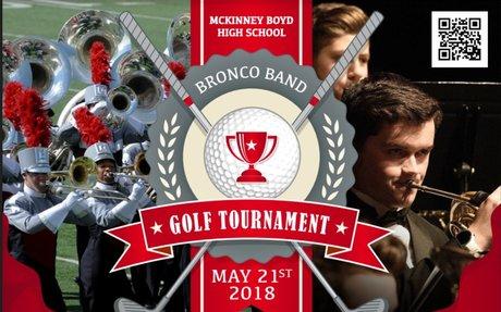 Boyd Band Golf Fundraiser