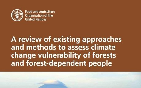 Assessing climate change vulnerability of forests and forest-dependent people