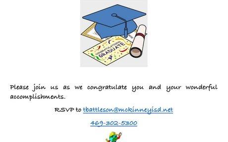 Malvern Elementary Invites