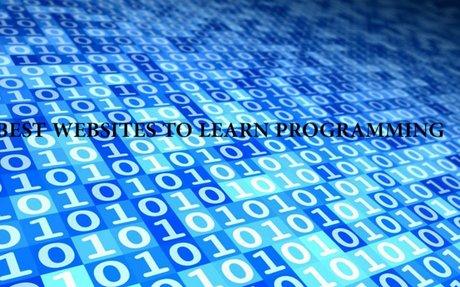 6 Best Websites To Learn Programming online