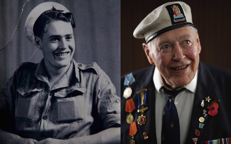 Interview:  World War II Veteran