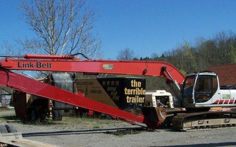 Services of Heavy Equipment Rental Pittsburgh - OEC Rentals