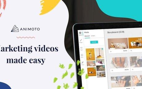Business video maker   Marketing videos made easy - Animoto