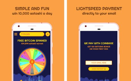 Free Bitcoin Spinner: Apps on Google Play