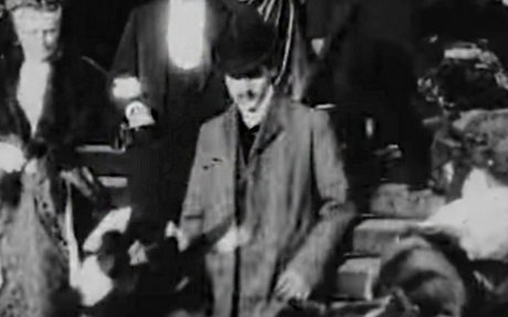 Marcel Proust, Caught on Film