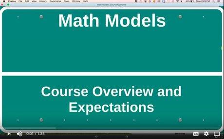Math Video APG