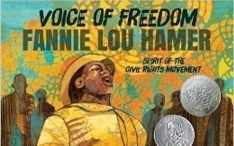 Voice of Freedom by Carole Boston Weatherford