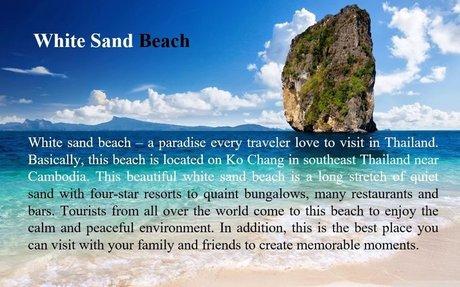 Gavin Manerowski |  Most Visit Beaches in Thailand