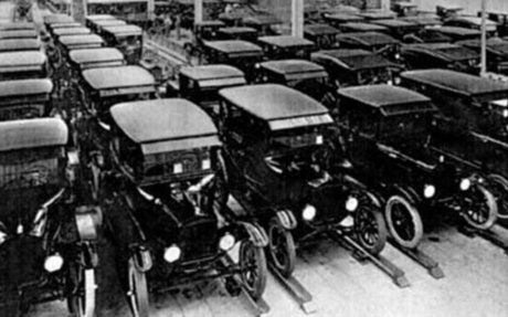 2.) Henry Ford