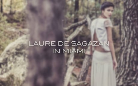 Book your appointment for the Laure de Sagazan Trunk Show