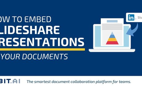 How to Embed SlideShare Presentations in Your Documents - Bit Blog