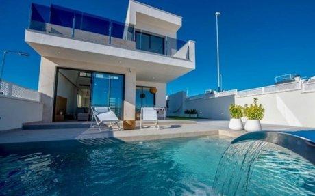 Nybygg » Villa »  Lomas de Cabo Roig - PRIS 342.995€