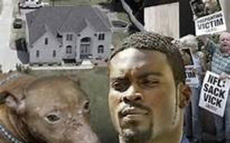 Michael Vick is now an activist for dog fights!