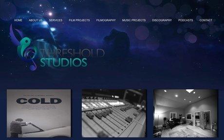 Threshold Studios Home Page © 2019 Threshold Studios