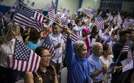 Trump administration: After decline, U.S. citizenship numbers are rising
