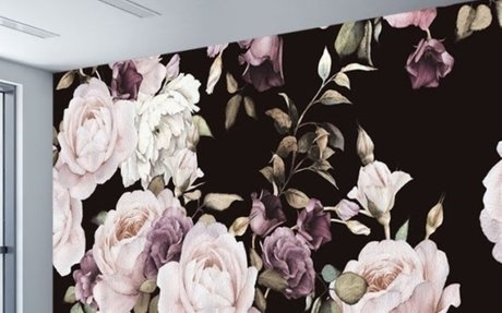 Fashionably Experimenting Vibes Of Wallpaper Design For Home