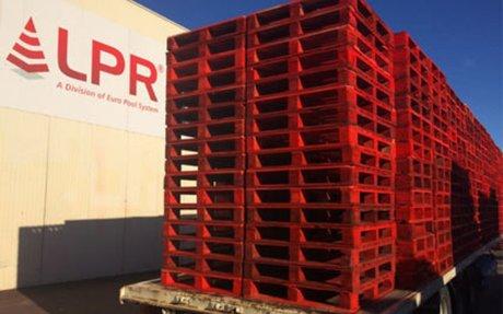TRANSPORT ROUTIER  > LPR prône la gestion locative de palettes