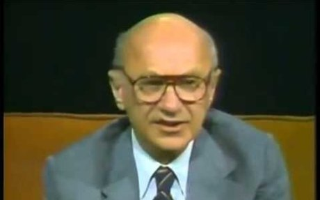 Milton Friedman-  Why Affirmative Action is bad♥
