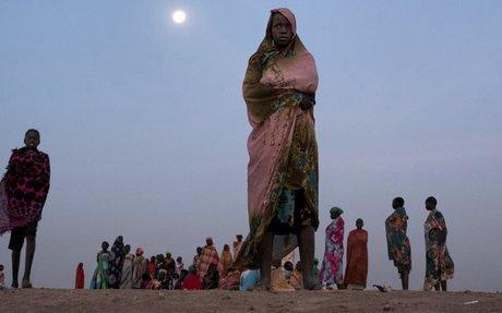 Displaced Population Hit Record in '16, U.N. Says