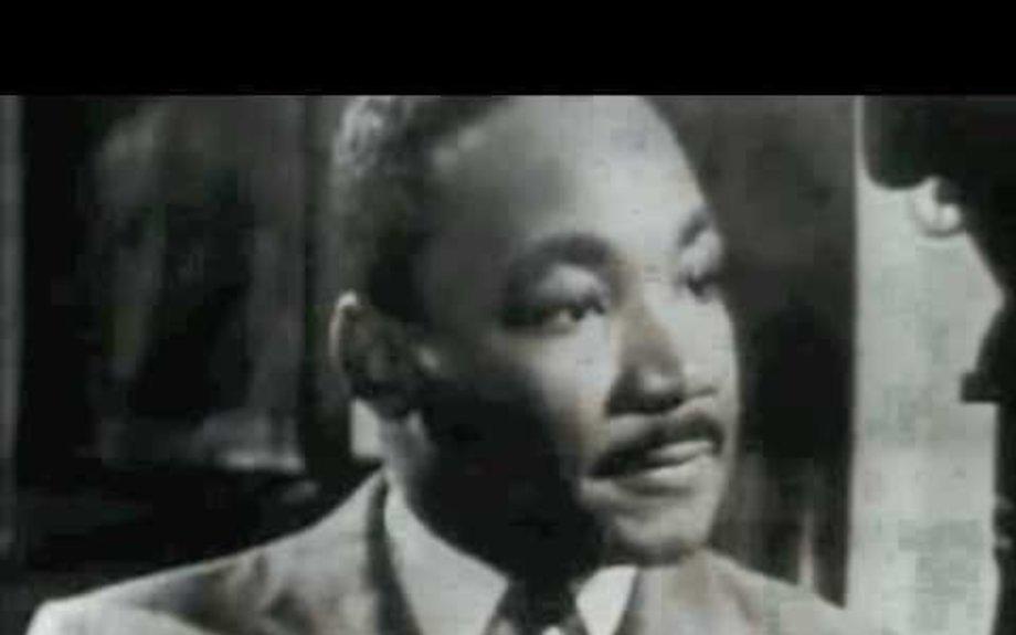 INFLUENCE OF GANDHI ON MLK