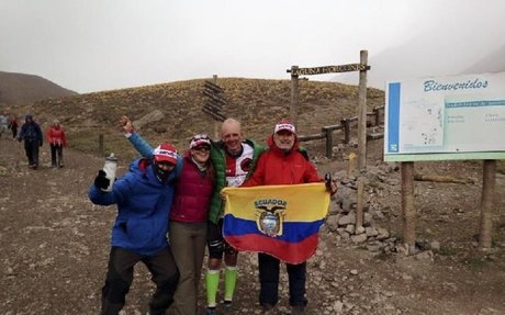 """Карл Эглофф: """"Моя цель - установить скоростной рекорд восхождения на высочайшую гору на ка"""