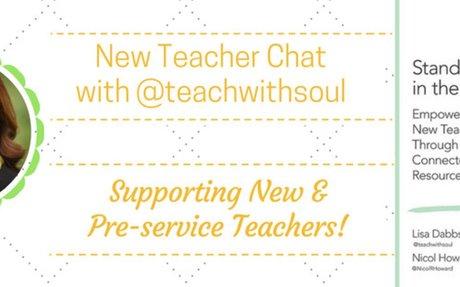 New Teacher Chat | Facebook Group