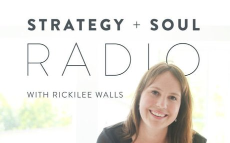 """014: Power of Storytelling with Celinne Da Costa"" from Strategy and Soul Radio by Rickile"