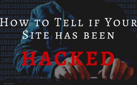 Eight Signs Your Author Site May Have Been Hacked