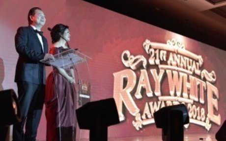 """The 21st Annual Ray White Awards 2018"" (17 March 2018)"
