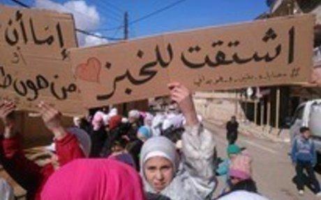 استعدادات لتطبيق اتفاق خروج الثوار من الزبداني بريف دمشق
