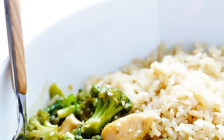 12-Minute Chicken and Broccoli | Gimme Some Oven
