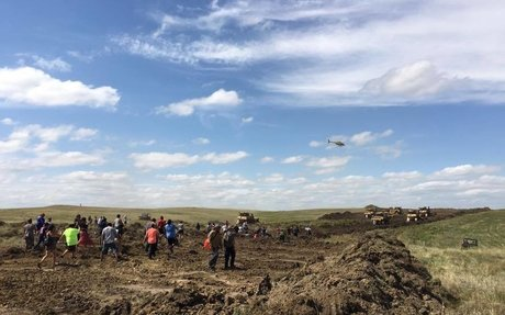 Standing Rock Sioux Tribe Reasserts that DAPL Destroyed Sacred Places