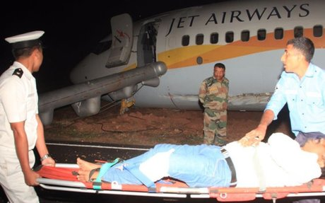 Indian Navy saves the day for 161 Jet Airways passengers