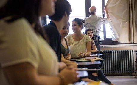 Els pressupostos de 2017 amplien les beques universitàries.