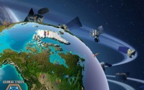 Surveyors Invited to 'Survey Earth in a Day' — in 4D  : Geospatial Solutions