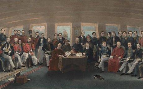 4) Treaty of Nanking (1842)