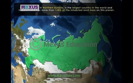 Russia- History, Location and Physical Features