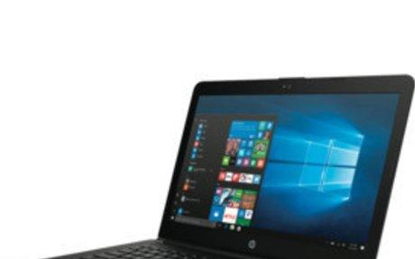 "HP 1XF03PA 14"" BS017tu Intel Celeron Processor 4GB 64GB Notebook  at The Good Guys"