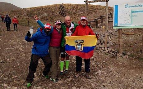 Karl Egloff rebaixa 57 minuts el rècord de Kilian Jornet a l'Aconcagua