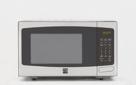 10. Microwave invented